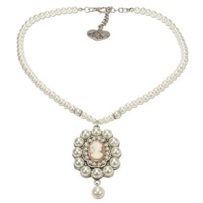 1 Perlen Trachtenkette